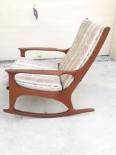 danish rocking chair ebay
