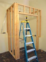How To Measure For Sliding Closet Doors by Framing Opening Sliding Closet Doors