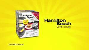 hamilton beach breakfast sandwich maker bed bath u0026 beyond