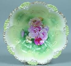 rs prussia bowl roses 463 best r s prussia images on prussia antique
