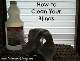 How To Clean Metal Blinds The Easy Way Https I Pinimg Com 736x Fb Ab 01 Fbab017e0c1019e