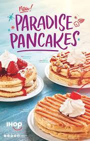 ihop restaurants celebrate summer with new pancakes in fresh
