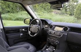 land rover lr4 interior 2014 suv review 2014 land rover lr4 driving