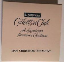 ornament collectors club ebay