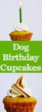 recipe dog birthday or everyday cupcakes