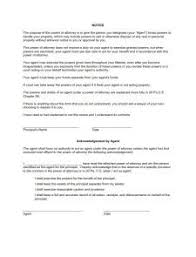 the 25 best power of attorney form ideas on pinterest power of