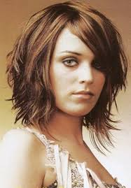 mid short haircuts hair style and color for woman