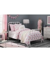 holiday sale dhp jenny lind white metal twin bed twin bed white