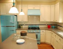 Retro Kitchen Design Kitchen Design 50s Style Intended For Home Gallery Home Design