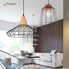 country style pendant lights new vintage iron pendant light industrial loft retro droplight bar
