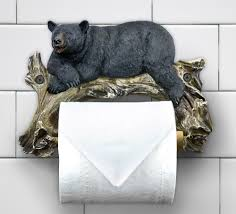 Animal Toilet Paper Holder Rustic Animal Toilet Paper Holders American Expedition