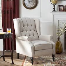 Recliner Chair Small Small Space Recliner Chair Wayfair