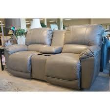 la z boy reclining sofa lazy boy reclining sofa with console acai sofa