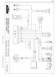 ktm 450 wiring diagram ktm exc wiring diagram wiring diagrams and