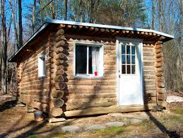 log home building plans keith s tiny log cabin