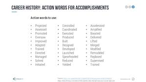Best Words To Use In A Resume by Download Resume Power Words Haadyaooverbayresort Com