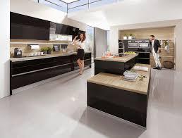 Nobilia New German Mueller Kitchen Floating Kitchen Gaggenau Neff Bosch