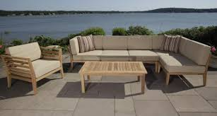 Teak Sectional Patio Furniture by Outdoor Sectional Sofa Furniture U0026 Patio Furniture Sectional