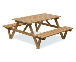 luxury 5ft picnic bench wooden pub bench teak u2013 1 5m