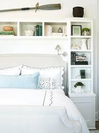 Headboard Bookshelf Headboard Bookcase Cottage Bedroom Pratt And Lambert