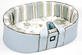 Baby Folding Bed Lalapanzi Organic Baby Bed Inhabitots