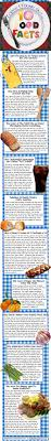 10 fun food facts food facts fun food and food