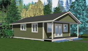 Prefab Cottages Ontario by So If I Were To Build A Cabin It Would Be Something Like This