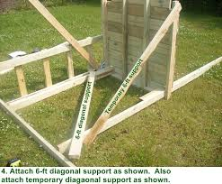 Scentite Blinds How To Build An Elevated Deer Blind 6x6 Deer Box Stand Plans