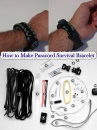 make bracelet with paracord images How to make paracord survival bracelet jpg