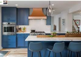kitchen cabinets with blue doors new design solid wood kitchen cabinets blue solid timber door s2005