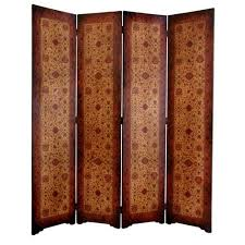 7ft Room Divider by Decorative Room Dividers U0026 Screens Folding Privacy Screens On