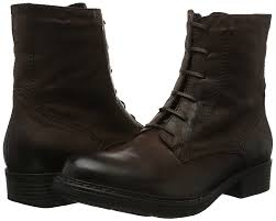 womens combat boots australia tamaris s 25223 combat boots brown braun cafe 361 s
