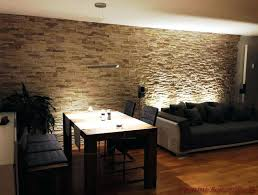 steinwand fã r wohnzimmer wandgestaltung steinoptik tapete marcusredden