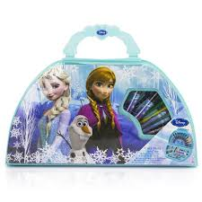 disney frozen carry art case 50 pieces amazon uk toys