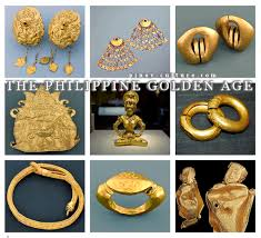 the philippine golden age relics of our precolonial past