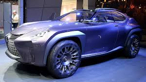lexus ux concept 2016 paris motor show the best concept cars motoring research