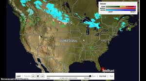 United States Radar Weather Map by Weather Radar Intellicast Youtube