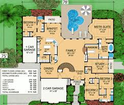mansions floor plans plan w36105tx mini mansion e architectural design