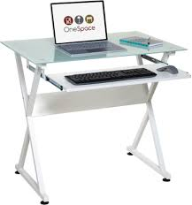 Home Office L Shaped Computer Desk by Z Line Belaire Glass L Shaped Computer Desk Regarding Z Line