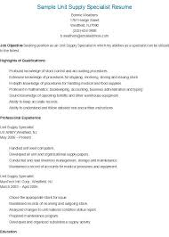 Shipping And Receiving Resume Sample by Sample Regulatory Compliance Specialist Resume Resame