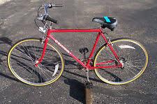 composite frame vintage bicycles ebay