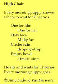 Empty Chair Poem The Poem Farm High Chair Rituals Routines And Small Places