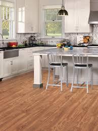 Lino Floor Covering Cushioned Vinyl Floor Tiles Easy Kitchen Flooring White Wood Vinyl