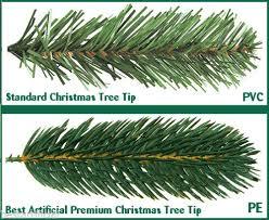 best artificial premium 8ft hinged tree indoor realistic