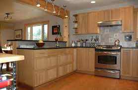 bamboo kitchen cabinet kitchen gorgeous bamboo kitchen cabinets pros and cons cabinet