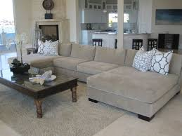 sofa with wide chaise incredible sectional sofa with double chaise 17 best ideas about