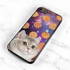 Meme Iphone 5 Case - heavy breathing cat iphone 6 case meme iphone 7 case pizza iphone