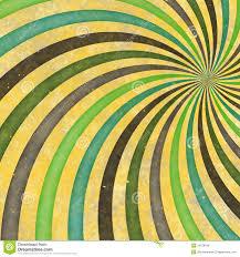 60 S Design 60 U0027s 70 U0027s Retro Swirl Funky Wild Spiral Rays Royalty Free Stock