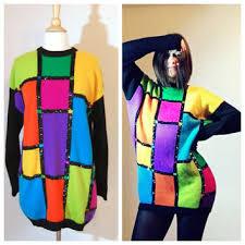 80s sweater dress shop angora sweater dress on wanelo