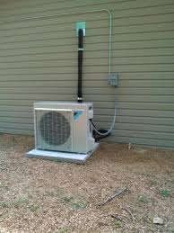 mitsubishi mini split install air conditioner repair and furnace and heat pump repair in canyon tx